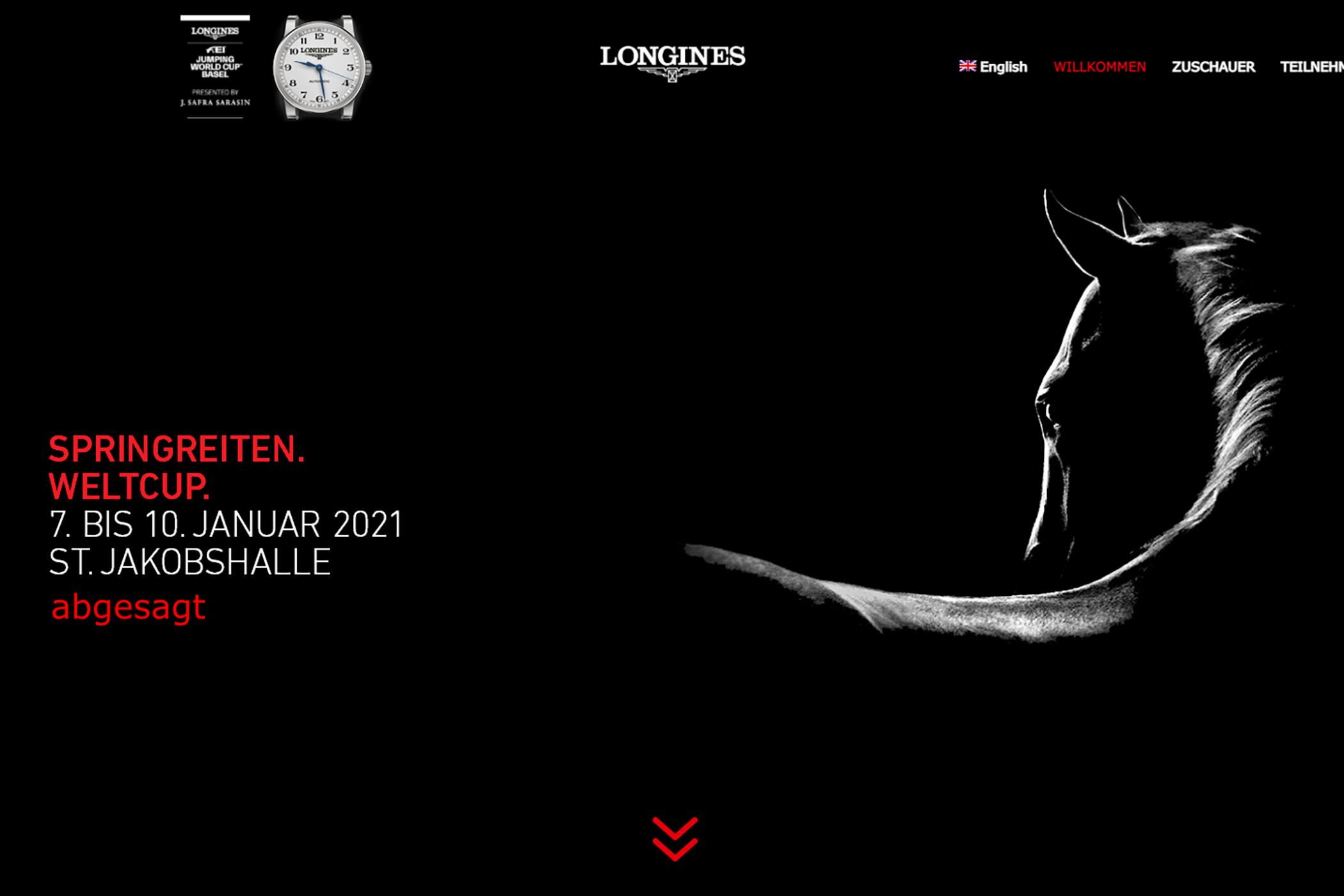 Longines CSI Basel